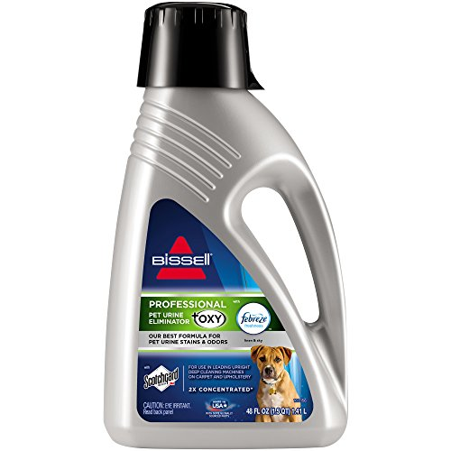 Professional Urine remover for pets by Bissell
