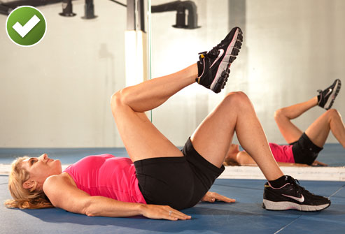 Lower Tummy Strengthening