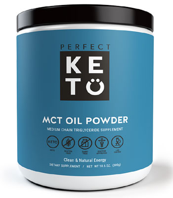Perfect Keto Powdered MCT Oil