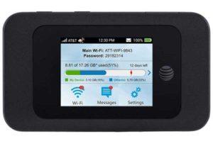 ZTE Velocity 2 4G LTE Straight Talk Hotspot