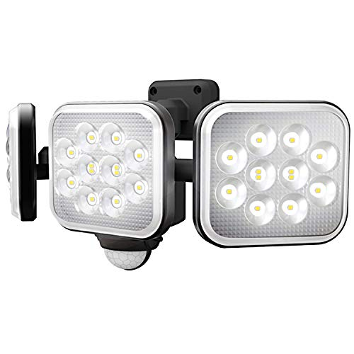 FAISHILAN 40W LED Security Outdoor Motion Sensor Light Review