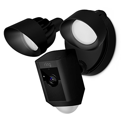 Ring Floodlight Camera Motion-Activated HD Security Camera Review