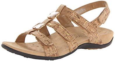 Vionic with Orthaheel Amber Women's sandal