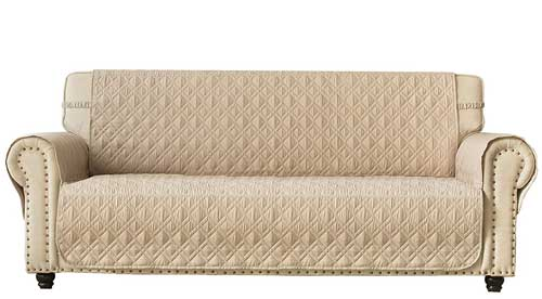 Ameritex Couch Sofa Slipcover