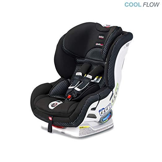 Britax Boulevard Click Tight Convertible Car Seat Cool Flow Grey