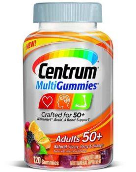 Centrum MultiGummies Multivitamin For Men Over 50