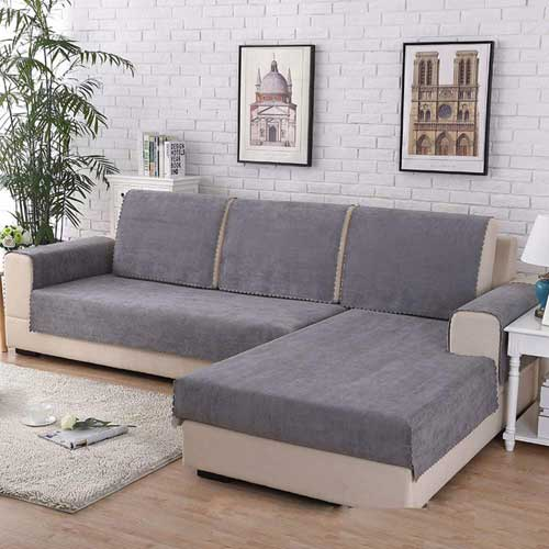 HM&DX Waterproof Sofa Cover