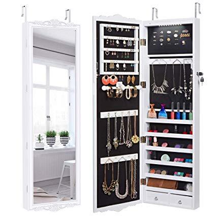LANGRIA Jewelry Cabinet