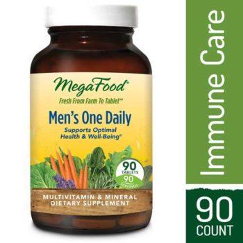 Megafood Multivitamin For Men Over 50