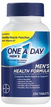 One A Day Multivitamin For Men Over 50
