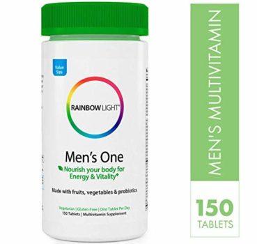 Rainbow Light Men's One Multivitamin For Men Over 50