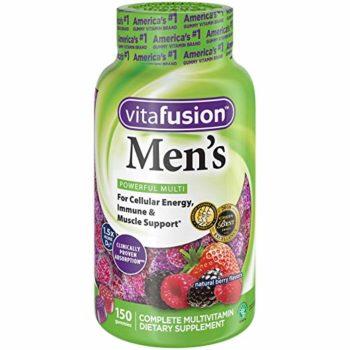 Vitafusion Multivitamin For Men Over 50