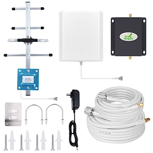 Cell Signal Booster Home 4G LTE AT&T Mingcoll