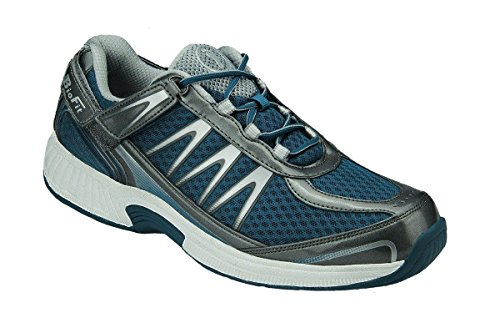 Orthofeet Sprint Comfort Orthopedic Men's Sneakers