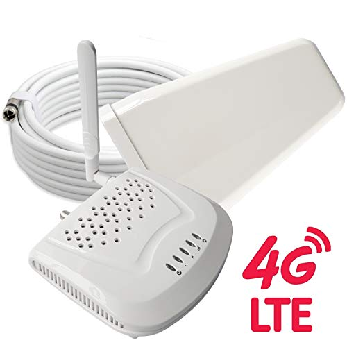 Solid RF 4Band Cell Phone Booster