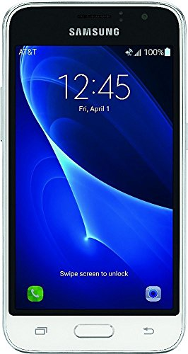 Samsung Galaxy J1 LTE White Smartphone