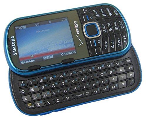 Samsung U460 INTENSITY ll METALLIC Blue Phone