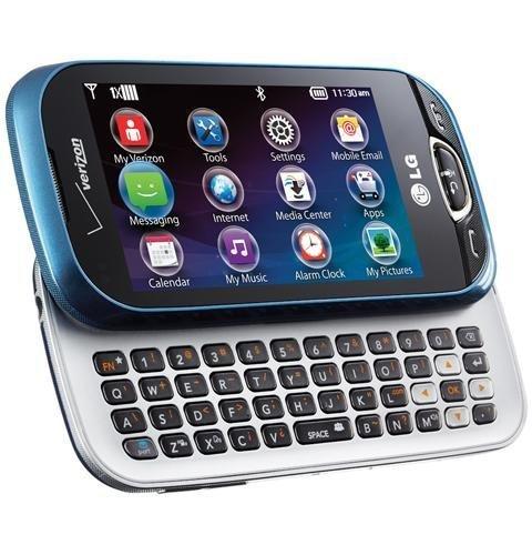 LG Extravert 2 VN280 Verizon Blue