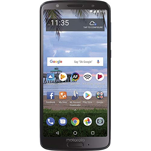 Straight Talk Motorola G6 Prepaid Smartphone