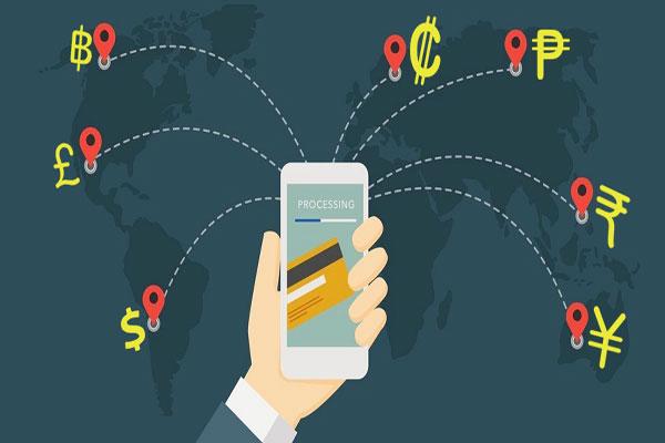 Transfer Money Internationally