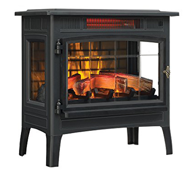 Duraflame 3D Infrared DFI-5010 Electric Fireplace