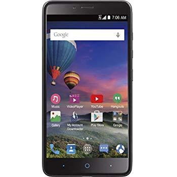 Straight Talk ZTE Z963VL MAX DUO 4G LTE GSM