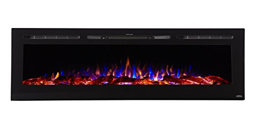 Touchstone 80015 – Sideline Electric Fireplace