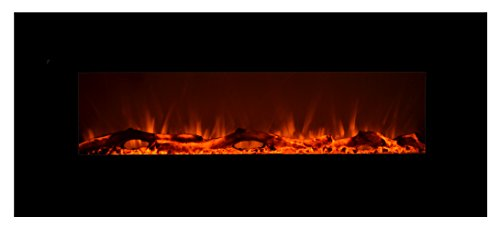 Touchstone 8001 – Onyx Electric Fireplace