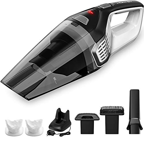 Homasy Portable Cordless Handheld Vacuum Cleaner