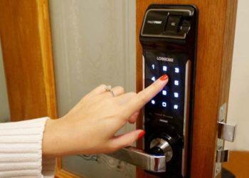 electronic door lock sets