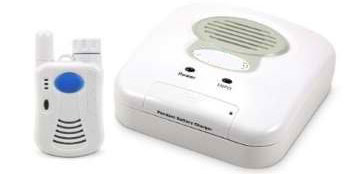 Touch N' Talk Medical Alert System - Emergency Call Button For Seniors No Monthly Fee