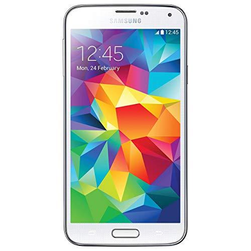 Samsung Galaxy S5 White Refurbished Phone