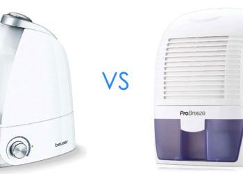 What Is The Difference Between A Humidifier And A Dehumidifier