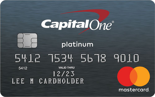 Capital One Secured Mastercard - balance transfer credit cards for bad credit