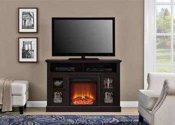 Corner Fireplace TV Stand Reviews