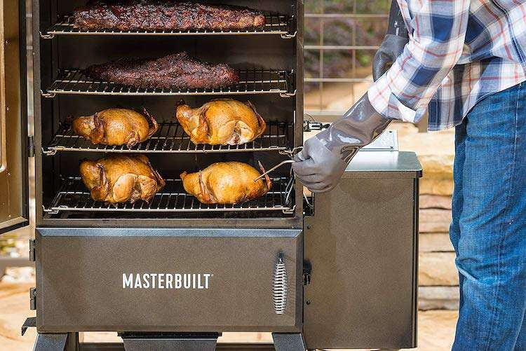 Masterbuilt MWS 140S Pellet Smoker Review