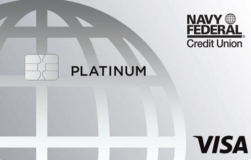 Navy Federal platinum Card