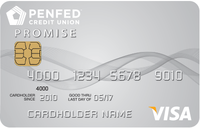 Penfed Promise Card
