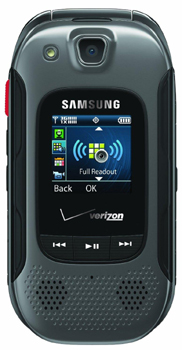Samsung Convoy 3 Cell Phone Without Internet Capability