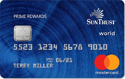 SunTrust Prime Card