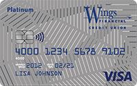 Wings Visa Platinum Card