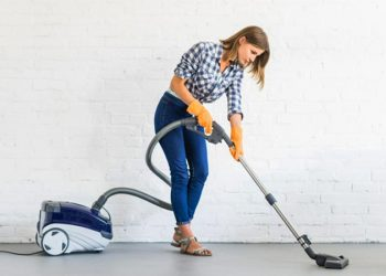 tile floor cleaning machine