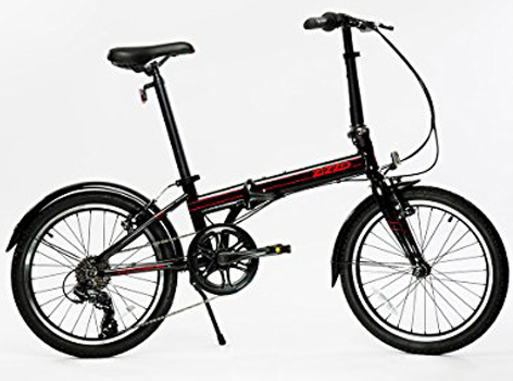 Euro-Mini Zizzo Folding bike