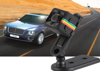 Hidden Car Camera With Audio