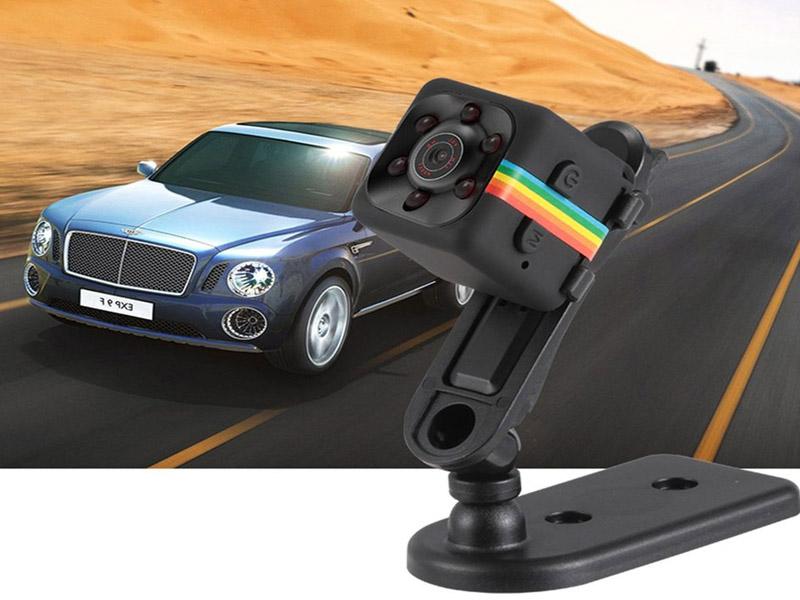 Hidden Car Camera With Audio