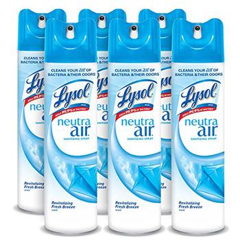Lysol Neutra Air Sanitizing Spray