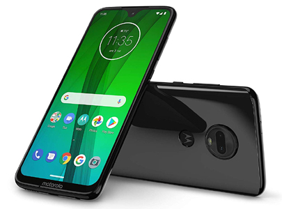 Moto G7 - With Mint mobile plans