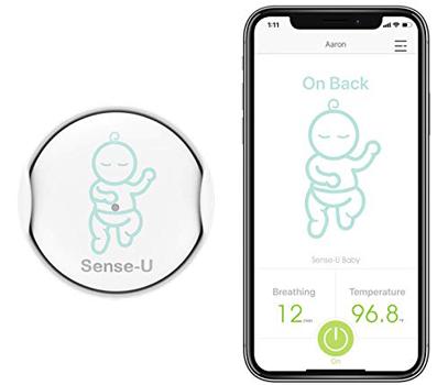 Sense-U baby monitor