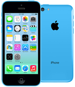 Apple iPhone 5c qlink wireless phones