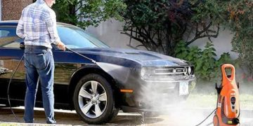 Best Portable Pressure Washers with Water Tank